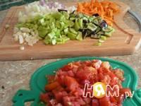 Приготовление телятины с овощами: шаг 2