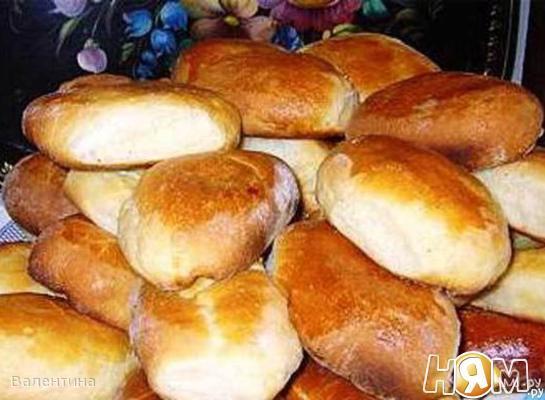 Быстрые печеные пироги
