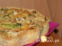 Приготовление лоранского пирога: шаг 11