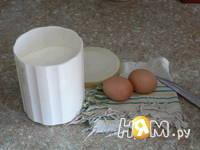 Приготовление омлета обычного: шаг 1