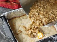 Приготовление овсяного пирога: шаг 7