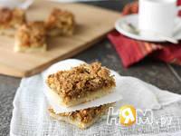Приготовление овсяного пирога: шаг 8