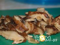 Приготовление куриного филе с овощами в соусе: шаг 5