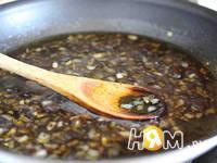 Приготовление салата из курицы и шпината: шаг 1