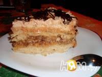 Приготовление торта Киевский: шаг 7