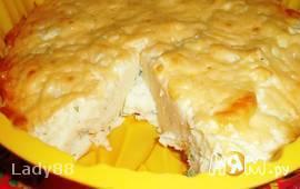 Картофельное пюре-суфле