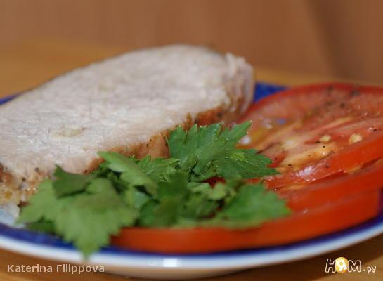 Рецепт Свинина запеченная в духовке