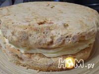 Приготовление киевского торта по ГОСТУ: шаг 12