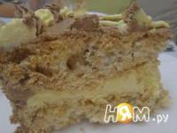 Приготовление киевского торта по ГОСТУ: шаг 13