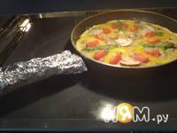 Приготовление фриттаты: шаг 4