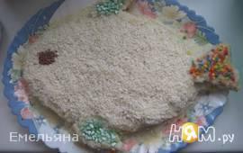 Торт а-ля Рафаэлло