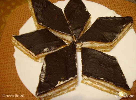 Флинтёнковый торт