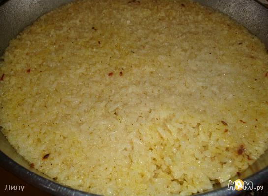 Рис по-индийски