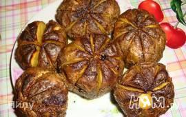 Запеченая картошечка со специями