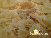 Приготовление пасты с морепродуктами: шаг 6