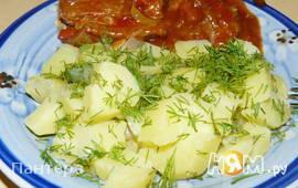 """Картофель """"Сюрприз"""""""