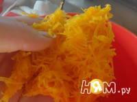 Приготовление оладий с тыквенным припеком: шаг 1