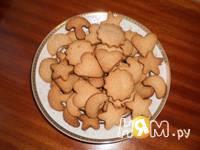 Приготовление имбирного печенья: шаг 4