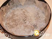 Приготовление тыквенного пирога с яблоками: шаг 4