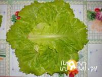 Приготовление салата Пенек: шаг 15