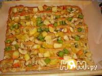 Приготовление торта Тропиканка: шаг 10