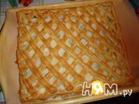 Приготовление торта Тропиканка: шаг 12
