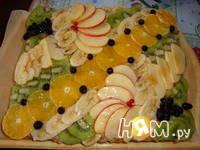 Приготовление торта Тропиканка: шаг 13