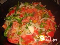 Приготовление баскского омлета: шаг 6