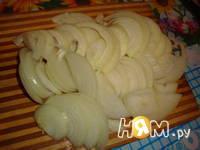 Приготовление картофельной запеканки: шаг 1