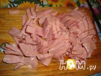 Приготовление картофельной запеканки: шаг 2