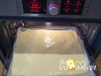 Приготовление яблочной шарлотки: шаг 4