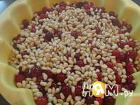 Приготовление пирога с клюквой: шаг 6