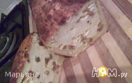 Сырный хлебец