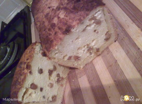 Рецепт Сырный хлебец