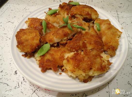 Рецепт Рыбка в сырной шубке