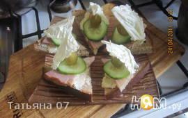 Бутерброды парус