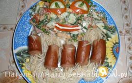 Блюдо для деток