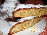 Приготовление кекса творожного по ГОСТу: шаг 9