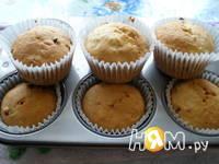 Приготовление кекса к чаю: шаг 2