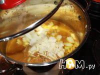 Приготовление супа харира: шаг 6