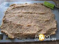 Приготовление рыбного рулета с омлетом: шаг 2