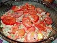 Приготовление запеканки картофельной с фрикадельками: шаг 5