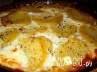 Приготовление запеканки картофельной с фрикадельками: шаг 9