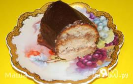 Бисквит сметанный