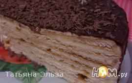 Торт Дамский каприз 2