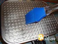 Приготовление вафельных трубочек: шаг 5