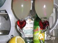 Приготовление коктейля Клубничный восторг: шаг 1