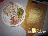 Приготовление пиццы на скорую руку: шаг 7
