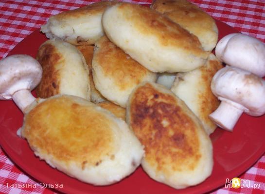 Рецепт Картофлянники