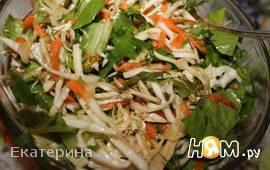 """Салат """"Зимние витамины"""""""